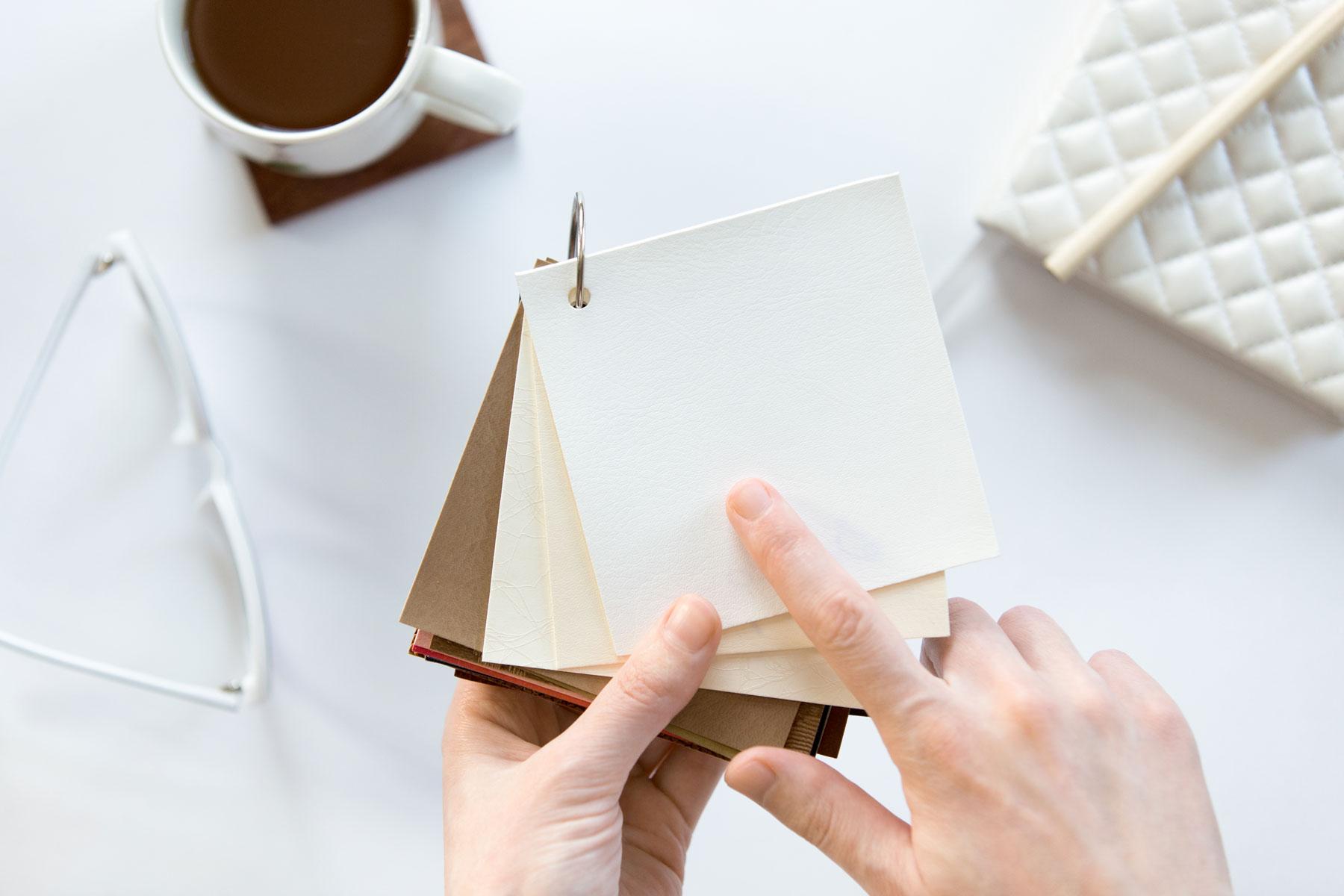 Tipos de papel para impressao