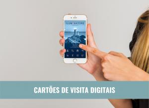 cartoes de visita digitais